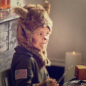 🎃Pottery Barn Kids Werewolf Halloween Costume 🐺